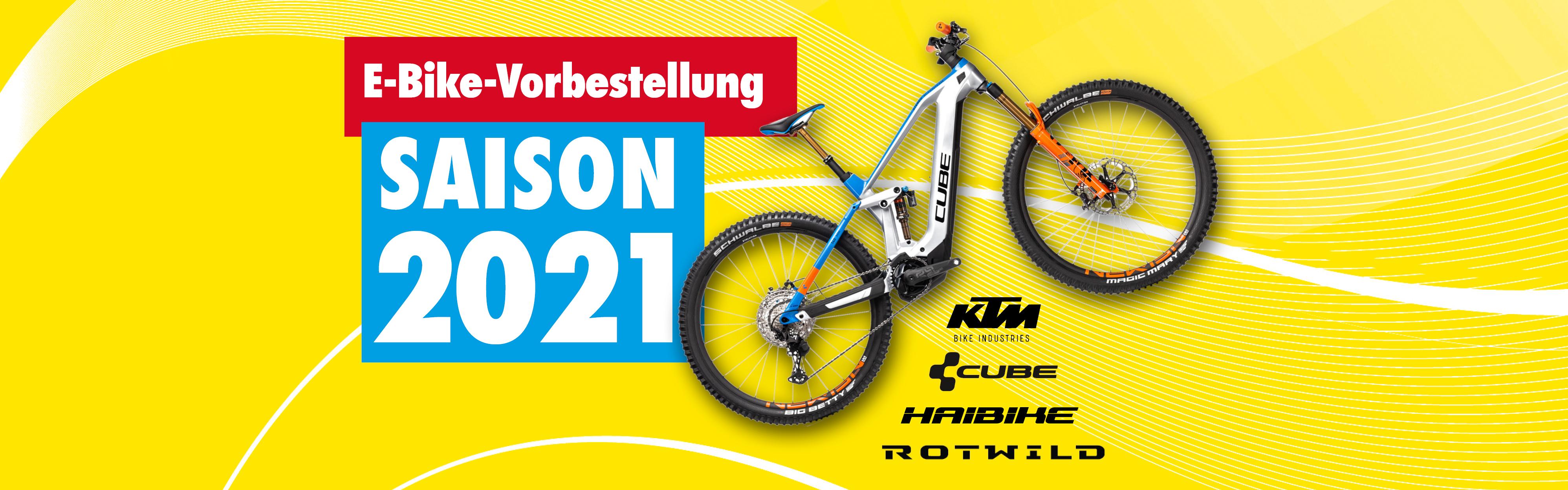 Bike News 2021 :: More der Spezialist